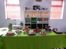 Macmillan Coffee Morning 28.09.13